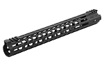 AR15 Free Float Ultra Lightweight M-Lok(TM) Super Slim Rail System 15