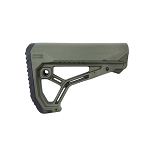 Fab Defense GL-CORE AR15/M4 Buttstock for Mil-Spec and Commercial Tubes - Olive Drab Green