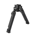 FAB Defense Tactical Ergonomic Bipod with 5 Leg Positions SPIKE