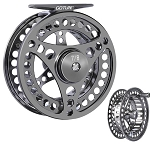 Goture 7/8 WT Large Arbor Fly Fishing Reel + Spare Spool