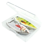 2 Piece Hard VIB Fishing Lure Set 63mm 8.5g