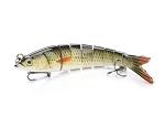 14cm 23g Sinking Wobbler Jointed Fishing Lure A1
