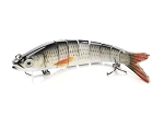 14cm 23g Sinking Wobbler Jointed Fishing Lure A2