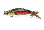 14cm 23g Sinking Wobbler Jointed Fishing Lure A5