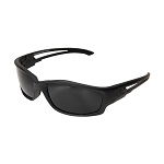 Edge Tactical Blade Runner XL – Soft-Touch Matte Black Frame / G-15 Vapor Shield Lenses