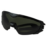 Edge Tactical Super 64 - Black Frame / G-15 Vapor Shield Lenses