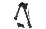 UTG Tactical OP Bipod, QD Lever Mount, Height 8.0-12.4
