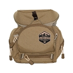 Alaska Guide Creations Kodiak C.U.B. with M.A.X. Pocket Bino Guide Pack - Coyote Brown