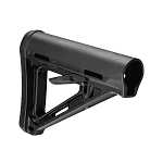 Magpul MOE Carbine Stock for AR/M4 - Mil-Spec - Black MAG400