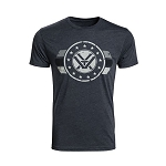 Vortex Warrior Short Sleeve T-Shirt - Vintage Navy - Large
