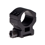Vortex Tactical 30mm High Scope Rings Black TRH