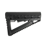 IMI Defense - Delta AR15/M4 Stock - Commercial Spec - Black IMI-ZS103