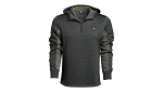 Vortex Mens Frontier Limits 1/4 Zip Hoodie - Medium