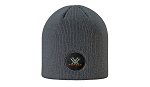 Vortex Grey Knit Beanie