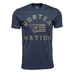 Vortex Nation Montana T-Shirt - Medium